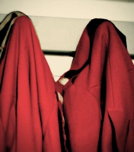 Scarlet Jackets