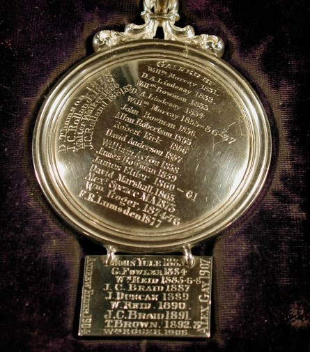 Lindesay Medal